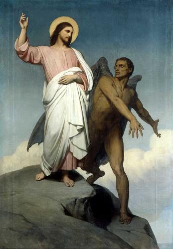 Cristo e Satana