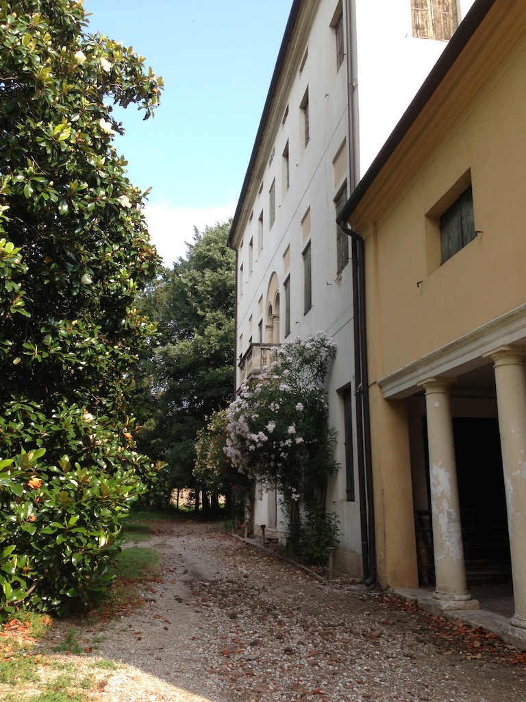 Villa Foscolo sec.XVIII -XiX
