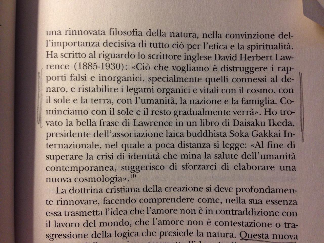 Il principio Passione Vito Mancuso