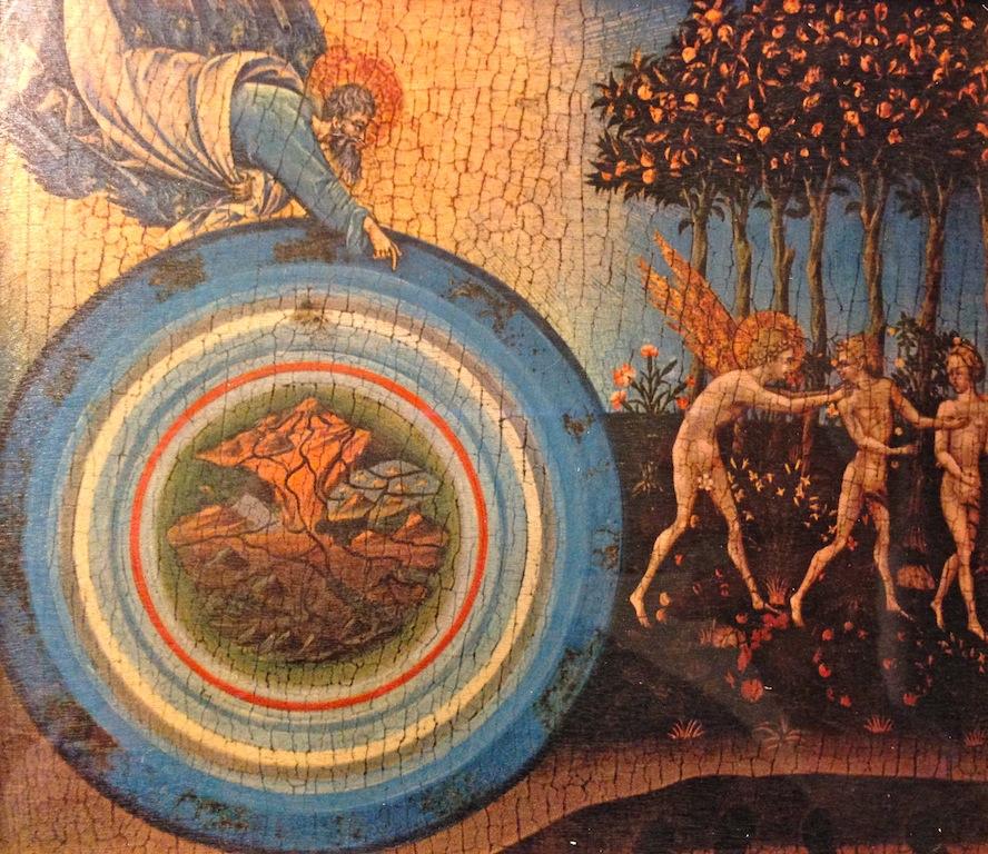 Giovanni di Paolo, Creazione e Cacciata dal Paradiso terrestre