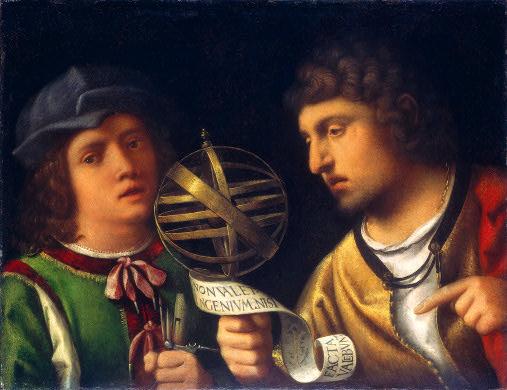 Giorgion Giovanni Borgherini_e_il_suo_tutore