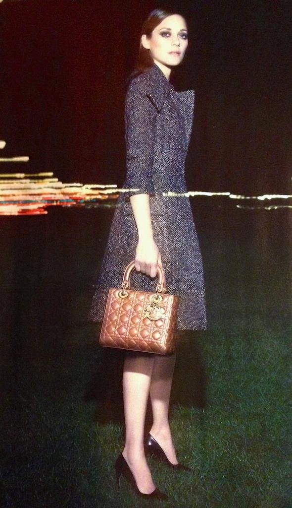 Marion Cotillard per Dior