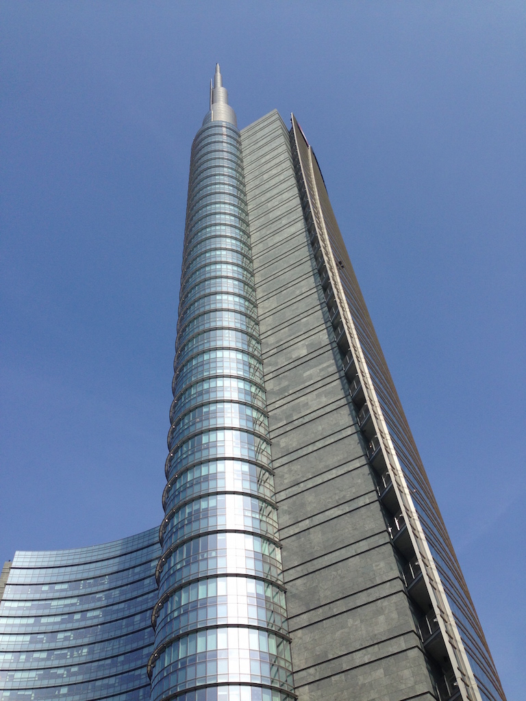 César Pelli Torre Unicredit