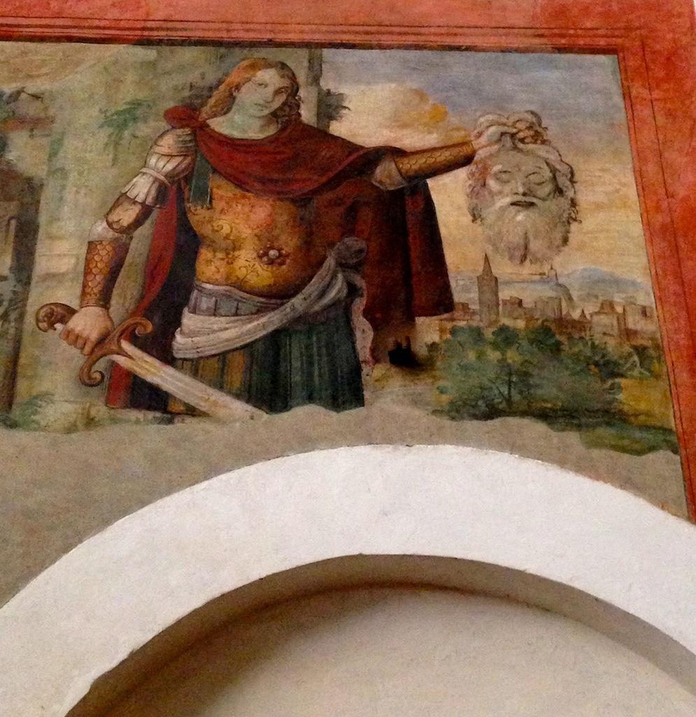 Davide e Golia Giorgione